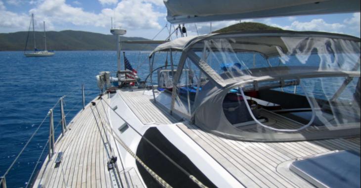 Alquilar velero CNB Bordeaux  en Marina Fort Louis, Marigot