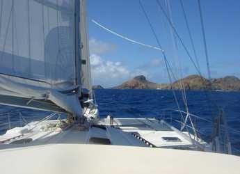 Chartern Sie katamaran Peter Spronk 68 in Marina Fort Louis, Marigot