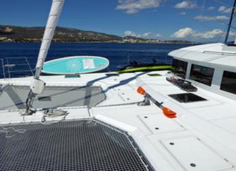 Alquilar catamarán Lagoon 62 en Marina Le Marin, Le Marin