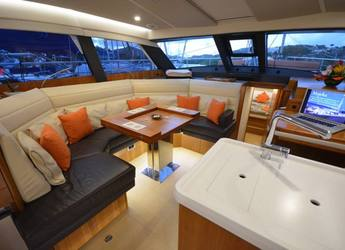 Rent a sailboat Moody 56.1  in Port Louis Marina, Saint George´s