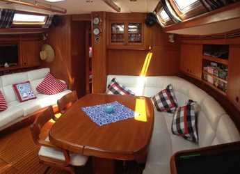 Chartern Sie segelboot Nautor Swan in Marina Fort Louis, Marigot