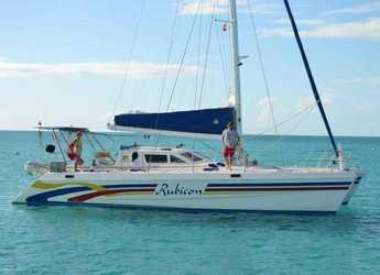 Alquilar catamarán St. Francis 44 en Georgetown, Great Exuma
