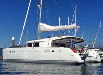 Alquilar catamarán Lagoon 45  en Marina Gouvia, Corfú