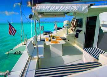 Louer catamaran Granger 42 à Georgetown, Great Exuma