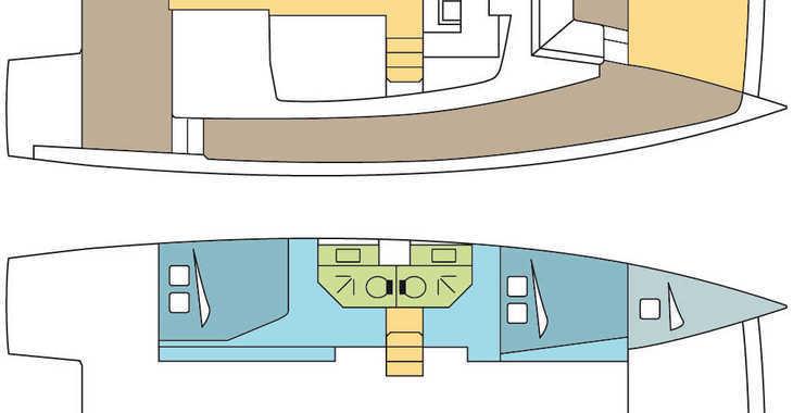 Alquilar catamarán Bali 4.3 en Marina Port Royale, Marigot
