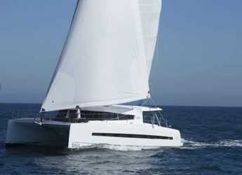 Rent a catamaran in Marina Port Royale - Bali 4.3