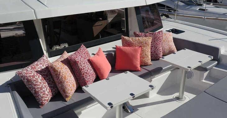 Rent a catamaran in Marina Le Marin - Bali 4.3