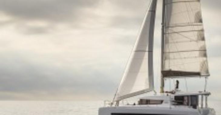 Rent a catamaran in Marina Bas du Fort - Bali 4.0