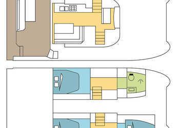 Alquilar catamarán MAESTRO 37 en Marina CostaBaja, La Paz