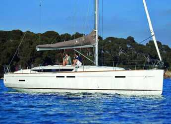 Rent a sailboat in Jolly Harbour - Sun Odyssey 449