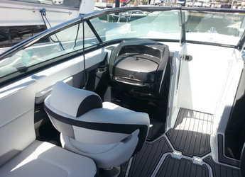 Rent a motorboat Monterey 278SS in Marina Ibiza, Ibiza (city)
