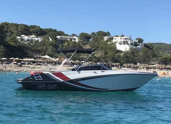 Rent a motorboat in Marina Botafoch - Glastron GTS 225
