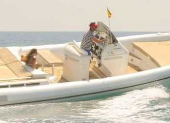 Rent a dinghy in Marina Botafoch - Magazzu M11-Spider