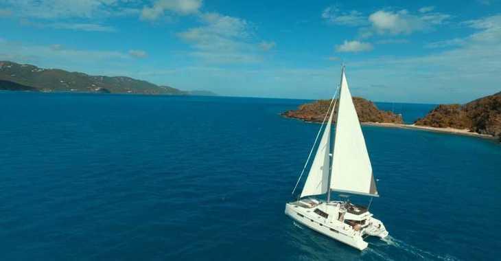 Rent a catamaran in Nanny Cay - Nautitech Fly 46