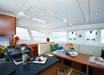 Alquilar catamarán Robertson & Caine - Leopard 39  en Sea Cows Bay, Tortola