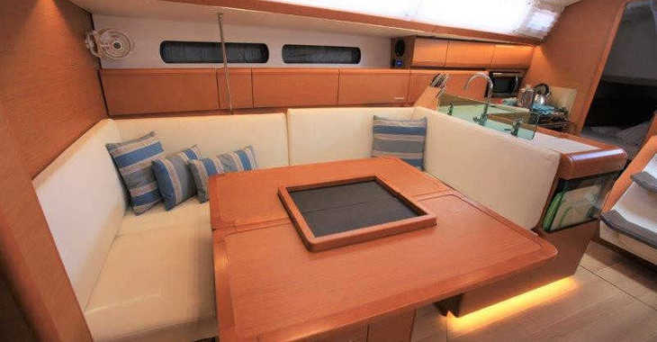 Rent a sailboat in Port Purcell, Joma Marina - SUN ODYSSEY 419
