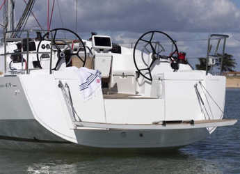 Rent a sailboat Sun Odyssey 409 in Port Purcell, Joma Marina, Road town