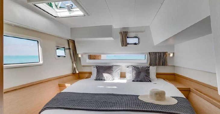 Alquilar catamarán en Port Purcell, Joma Marina - Lagoon 420