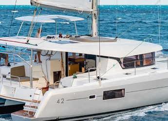 Rent a catamaran in Port Purcell, Joma Marina - Lagoon 420