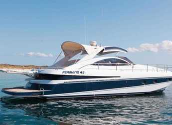 Rent a yacht in Ibiza Magna - Pershing 45