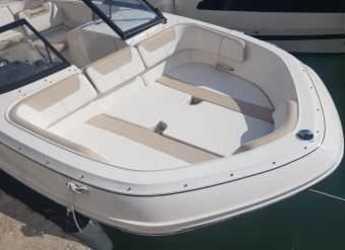 Chartern Sie motorboot  VR5 in Marina Botafoch, Ibiza (stadt)