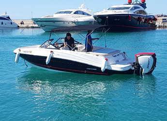 Rent a motorboat  VR5 in Marina Botafoch, Ibiza (city)