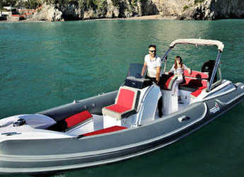 Chartern Sie motorboot MV Marine 620 in Club Náutico Ibiza, Ibiza (stadt)