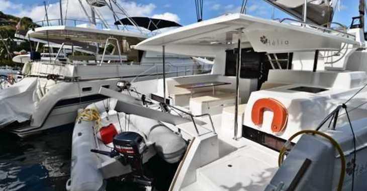 Alquilar catamarán Fountaine Pajot Helia 44 Maestro en Road Reef Marina, Road town