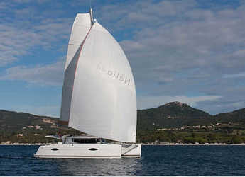 Rent a catamaran in Road Reef Marina - Fountaine Pajot Helia 44 Maestro