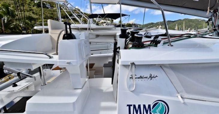 Alquilar catamarán Helia 44 Maestro Evolution en Road Reef Marina, Road town