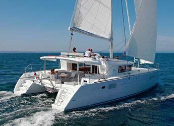 Alquilar catamarán en Road Reef Marina - Lagoon 450