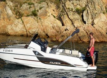 Alquilar lancha Beneteau Flyer 5.5 en Marina Ibiza, Ibiza (ciudad)