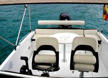 Rent a motorboat Beneteau Flyer 6.6 in Marina Ibiza, Ibiza (city)