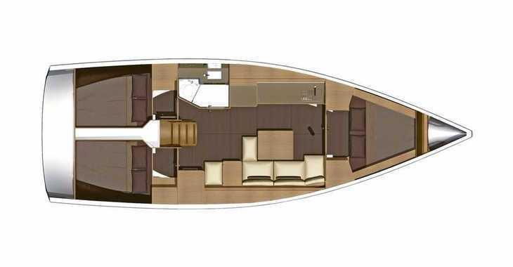 Alquilar velero en ACI Marina Dubrovnik - Dufour 382 Grand Large