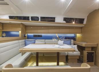 Rent a sailboat Dufour 460 Grand Large in Marina Bas du Fort, Pointe-à-Pître