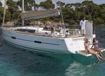 Chartern Sie segelboot Dufour 460 Grand Large in Marina Port Royale, Marigot