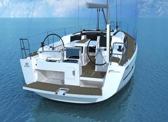 Chartern Sie segelboot Dufour 412 in Marina Port Royale, Marigot