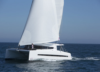 Rent a catamaran in Marina Le Marin - Bali 4.5