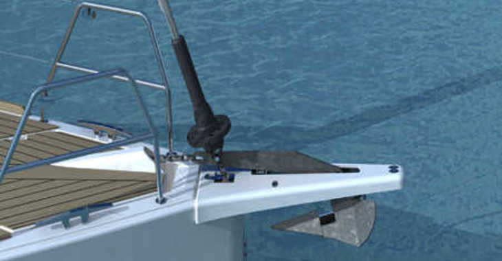 Rent a sailboat in Marina Le Marin - Dufour 412