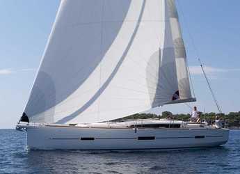 Louer voilier à Marina Le Marin - Dufour 460 Grand Large