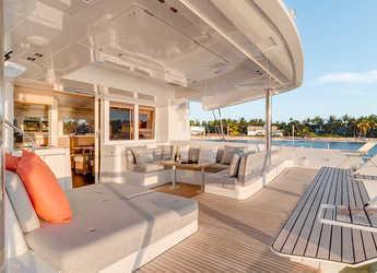 Rent a catamaran Lagoon 52 in Marina di Olbia, Olbia