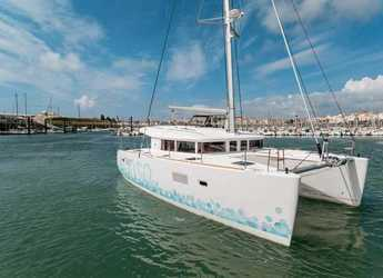 Louer catamaran Lagoon 400 S2 à Marina di Olbia, Olbia