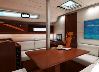 Chartern Sie segelboot Oceanis 41.1 in Marina Port Royale, Marigot