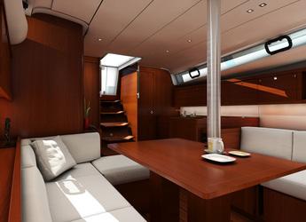 Chartern Sie segelboot Oceanis 41.1 in Blue Lagoon, St. Vincent
