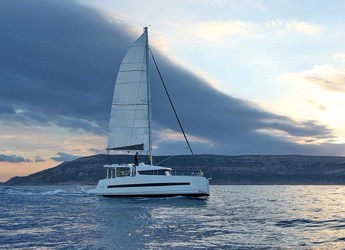 Rent a catamaran in Nanny Cay - Bali 4.0