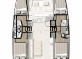 Alquilar catamarán Bali 4.0 en Nanny Cay, Tortola