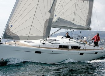 Rent a sailboat in Nanny Cay - Hanse 415