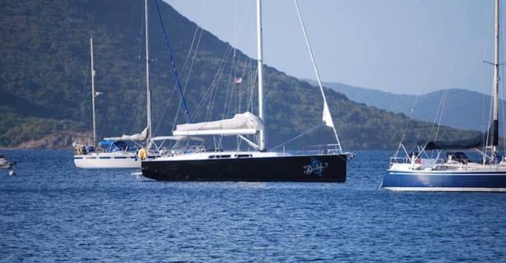 Rent a sailboat Hanse 445 in Nanny Cay, Tortola