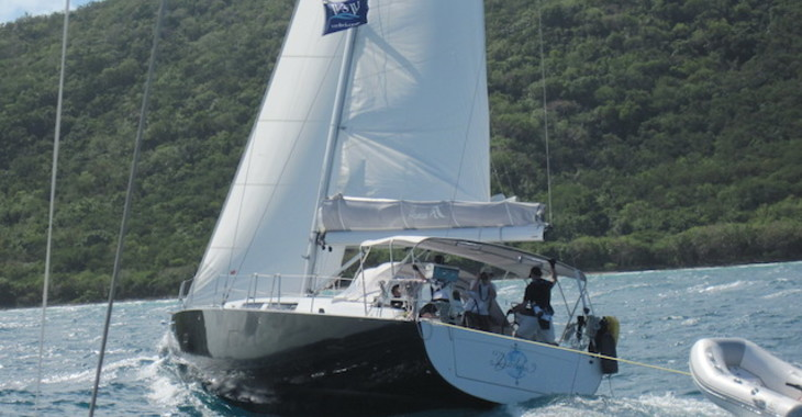 Rent a sailboat in Nanny Cay - Hanse 445