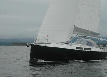 Chartern Sie segelboot in Nanny Cay - Hanse 445